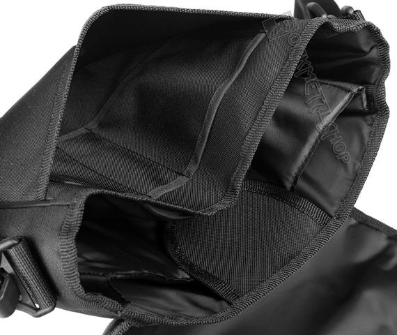 torba na ramię LIGHTNING & SKULLS
