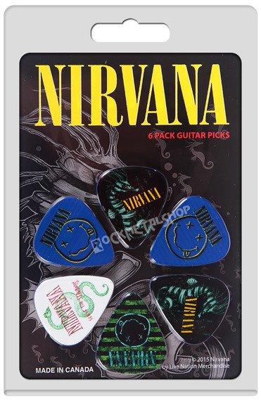 zestaw kostek NIRVANA LP-NV2 (6 szt)