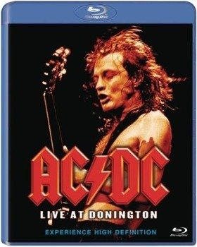 AC/DC: LIVE AT DONNINGTONE (BLU-RAY)