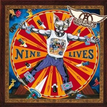 AEROSMITH: NINE LIVES (LP WINYL)