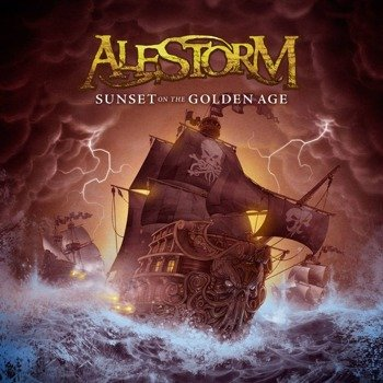 ALESTORM: SUNSET ON THE GOLDEN AGE (CD)