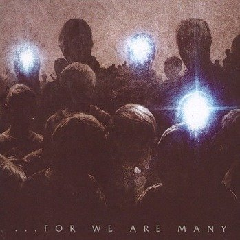 ALL THAT REMAINS: FOR WE ARE MANY (CD)