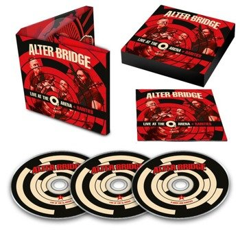 ALTER BRIDGE - LIVE AT THE O2 ARENA + RARITIES (3CD)