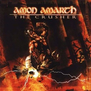 AMON AMARTH: THE CRUSHER (CD)