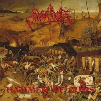 ANGELCORPSE: HAMMER OF GODS (CD)