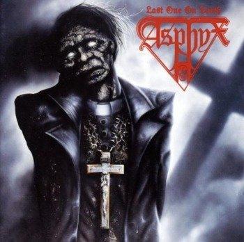 ASPHYX: LAST ONE ON EARTH (CD)