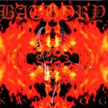 BATHORY: KATALOG (CD)