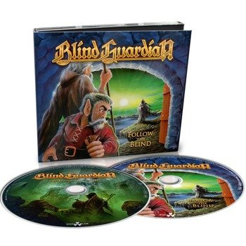 BLIND GUARDIAN:  FOLLOW THE BLIND (2CD) REMIXED REMASTERED