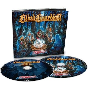 BLIND GUARDIAN:  SOMEWHERE FAR BEYOND (2CD) REMIXED REMASTERED