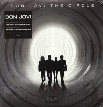 BON JOVI: THE CIRCLE (2LP VINYL)