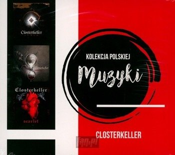 CLOSTERKELLER: AURUM / BORDEAUX / SCARLET (REEDYCJA 2011) (CD)