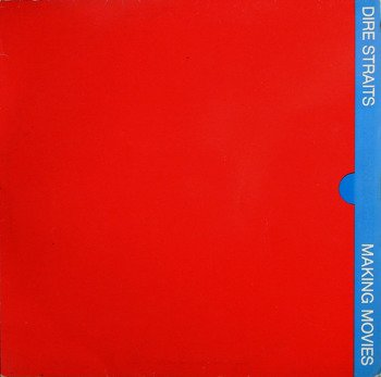 DIRE STRAITS: MAKING MOVIES (LP VINYL)