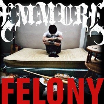 EMMURE: FELONY (CD)