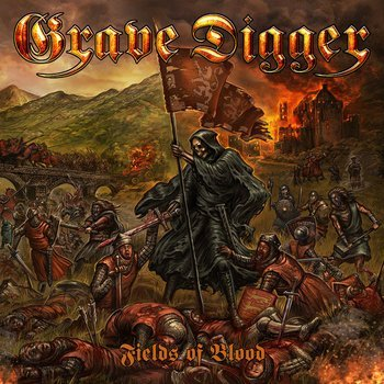 GRAVE DIGGER: FIELDS OF BLOOD (CD)