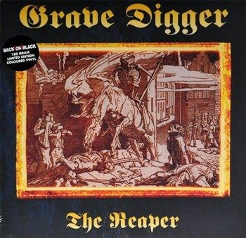 GRAVE DIGGER: THE REAPER (2LP VINYL)