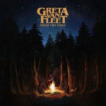 GRETA VAN FLEET: FROM THE FIRES (CD)