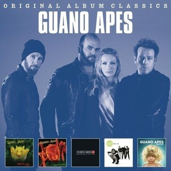 GUANO APES : ORIGINAL ALBUM CLASSICS (5CD)