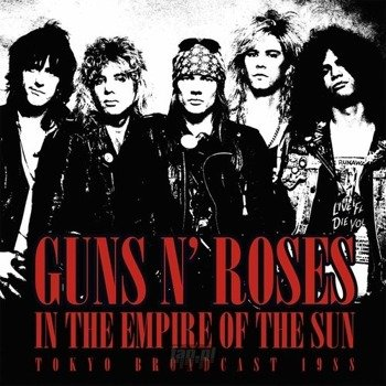 GUNS N' ROSES: IN THE EMPIRE OF THE SUN (LP VINYL)