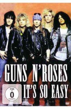 GUNS N' ROSES: IT'S SO EASY (DVD)