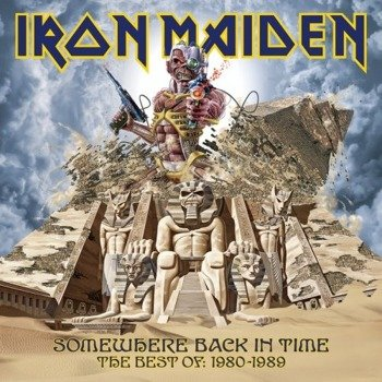IRON MAIDEN: SOMEWHERE BACK IN TIME - THE BEST OF: 1980-1989 (2LP VINYL)