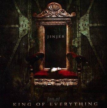 JINJER: KING OF EVERYTHING (LP VINYL)