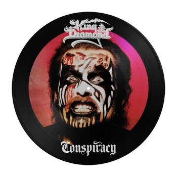 KING DIAMOND: CONSPIRACY (PICTURE VINYL)