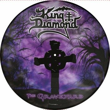 KING DIAMOND: THE GRAVEYARD (2LP PICTURE VINYL)