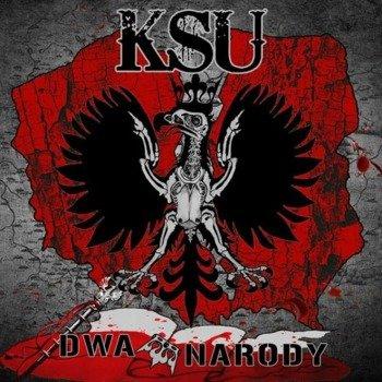 KSU: DWA NARODY (CD)