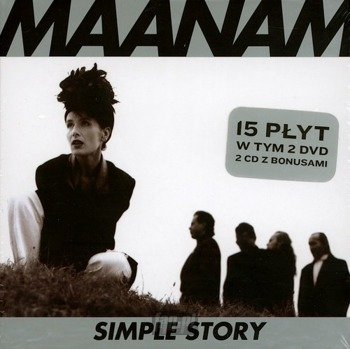 MAANAM: SIMPLE STORY (13CD+2DVD) REMASTER