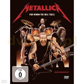 METALLICA: FOR WHOM THE BELL TOLLS (2DVD)