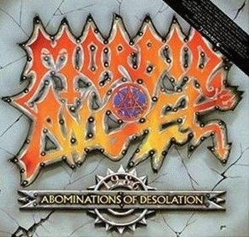 MORBID ANGEL : ABOMINATIONS OF DESOLATION (CD)