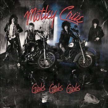 MOTLEY CRUE: GIRLS GIRLS GIRLS (CD)