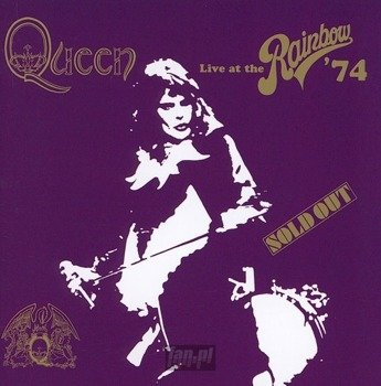 QUEEN: LIVE AT THE RAINBOW '74 (CD)