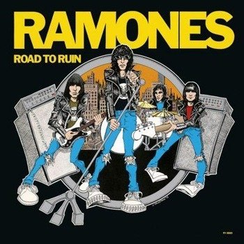RAMONES: ROAD TO RUIN (LP VINYL)