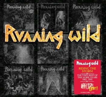 RUNNING WILD: RIDING THE STORM (2CD)