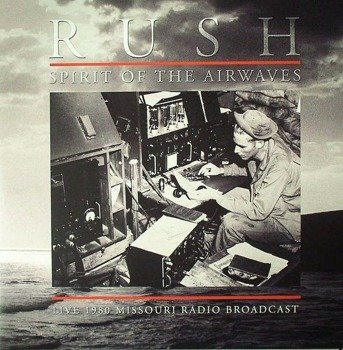 RUSH: SPIRIT OF THE AIRWAVES (2LP VINYL)