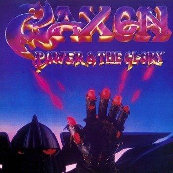 SAXON: POWER & THE GLORY (CD)