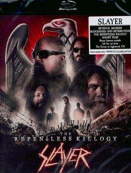 SLAYER: REPENTLESS KILLOGY  (DVD)