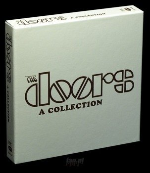 THE DOORS: ANTHOLOGY (6CD) REMASTERED