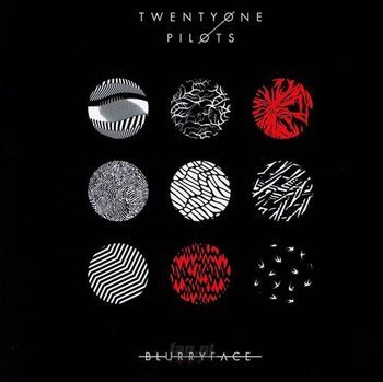 TWENTY ONE PILOTS: BLURRYFACE (CD)