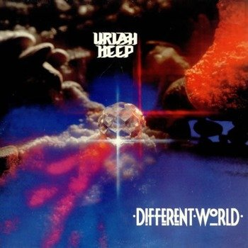 URIAH HEEP: DIFFERENT WORLD (CD) REMASTER