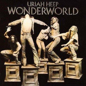 URIAH HEEP: WONDERWORLD (CD) REMASTER