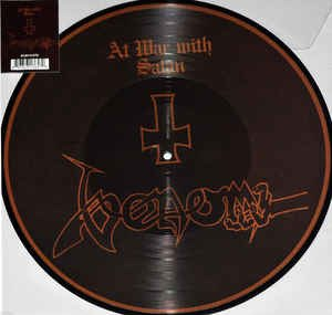 VENOM: AT WAR WITH SATAN (PICTURE VINYL)
