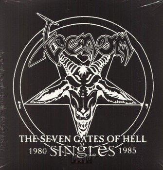VENOM: THE SEVEN GATES OF HELL: THE SINGLES (2LP VINYL)