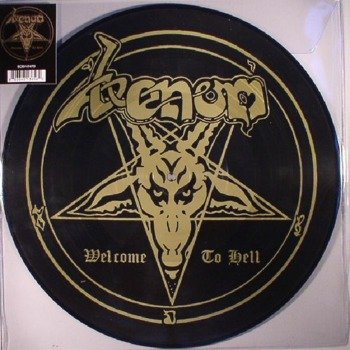 VENOM: WELCOME TO HELL (PICTURE VINYL)