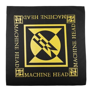 bandana MACHINE HEAD - DIAMOND LOGO