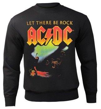 bluza AC/DC - LET THERE BE ROCK, bez kaptura