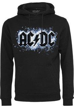 bluza AC/DC - SHATTERED, kangurka z kapturem