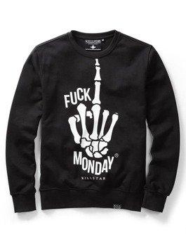 bluza KILLSTAR - F* MONDAY, bez kaptura