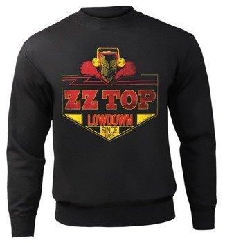 bluza ZZ TOP - LOWDOWN, bez kaptura